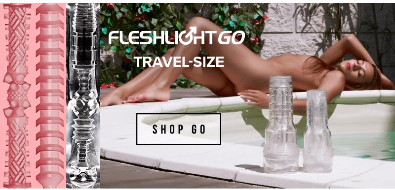 Fleshlight GO - Travel Size