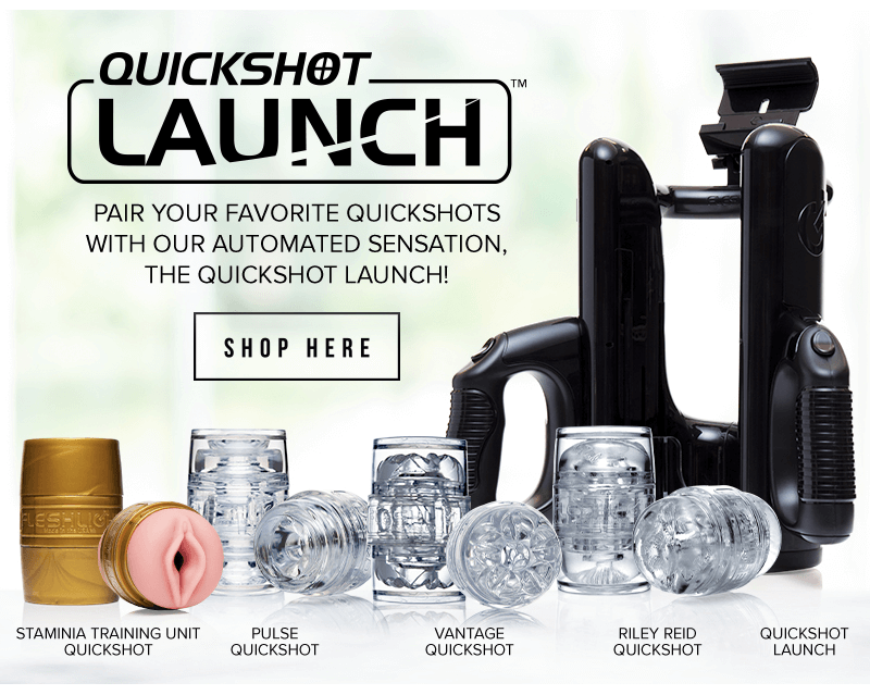 Fleshlight Quickshot Launch