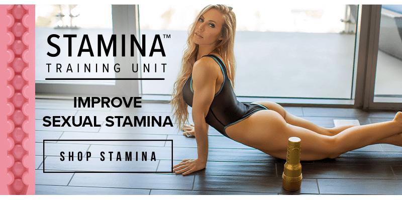 Fleshlight Stamina Training Unit - Last Longer