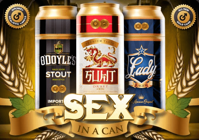Introducing the All New Fleshlight Sex in a Can Lineup