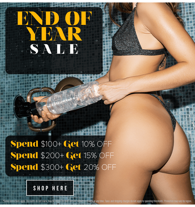 Fleshlight Year End Sale