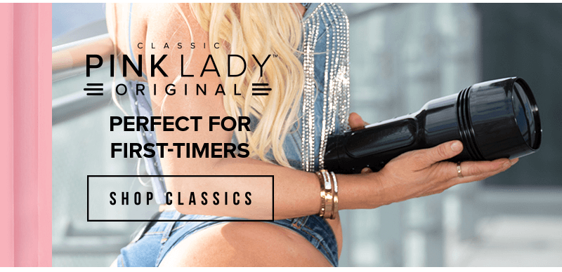 Fleshlight Classics - Perfect for First Timers
