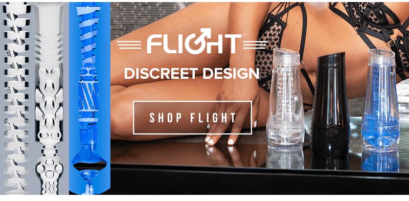 Fleshlight Flight - Discreet Design