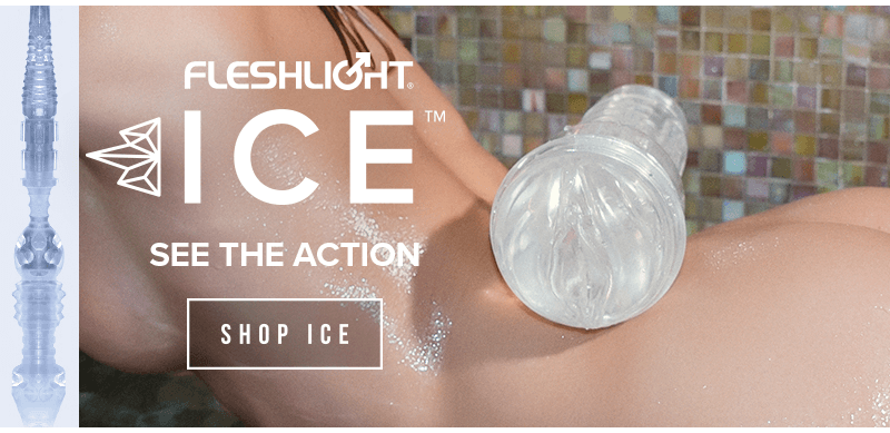 Fleshlight Ice - See the Action