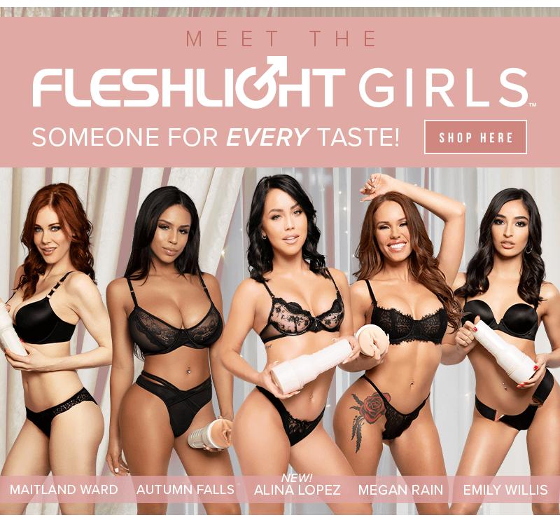 Fleshlight Girls - Someone for Everyone