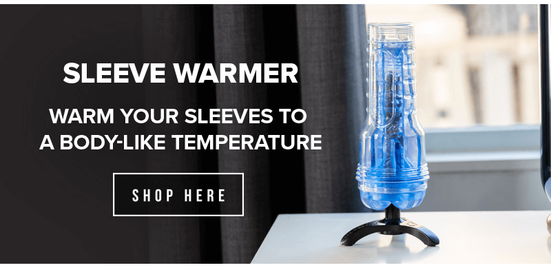 Fleshlight Sleeve Warmer - Top Seller